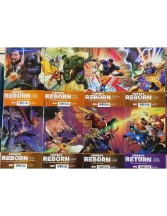 HEROES REBORN/RETURN...