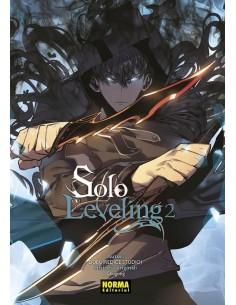SOLO LEVELING 02 MANHWA