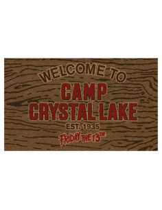 Felpudo Welcome to Camp Crystal Lake Viernes 13
