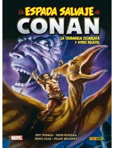 BIBLIOTECA CONAN - LA...