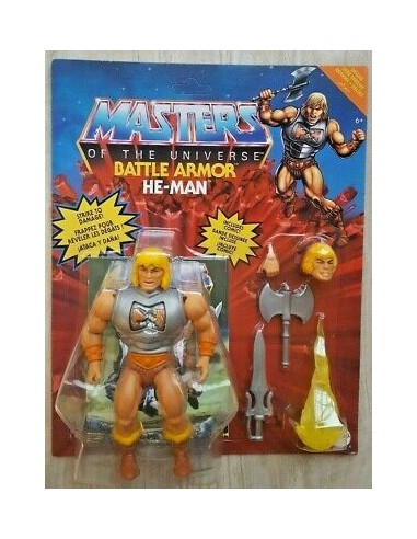 Masters of the Universe Deluxe...