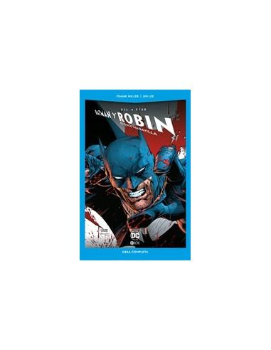 ALL-STAR BATMAN Y ROBIN, EL CHICO...