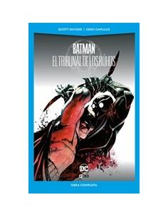 BATMAN: EL TRIBUNAL DE LOS...