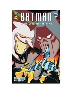 BATMAN: LA MASCARA DEL...