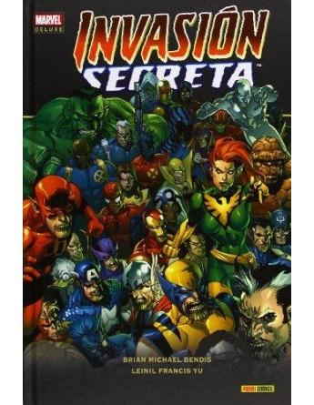 INVASION SECRETA (MARVEL...