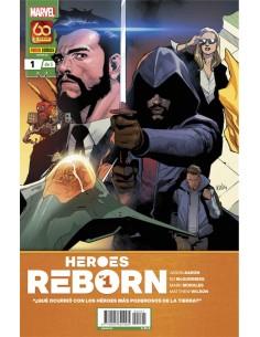 HEROES REBORN 01 DE 5