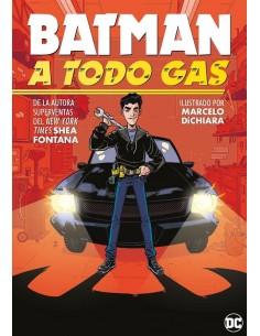 BATMAN, A TODO GAS