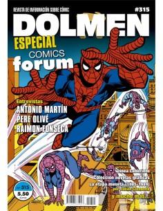 DOLMEN 15. ESPECIAL COMICS...