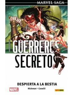 GUERREROS SECRETOS 03....