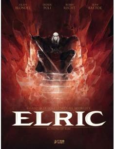 ELRIC 1 EL TRONO DE RUBI