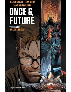 ONCE AND FUTURE 2: INGLES...