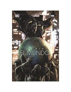 BATMAN: EL MUNDO - PORTADA...