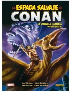 Biblioteca Conan. La Espada...