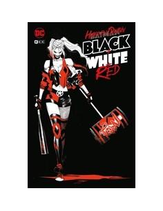 HARLEY QUINN: BLACK, WHITE...