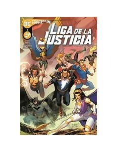 LIGA DE LA JUSTICIA  1/ 116