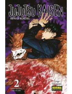 JUJUTSU KAISEN 02