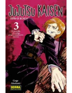 JUJUTSU KAISEN 03