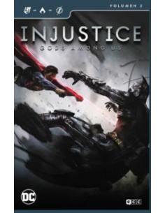 COLECCIONABLE INJUSTICE 02...