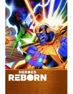 HEROES REBORN 03 DE 05