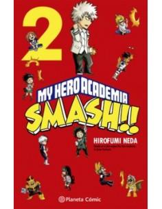 MY HERO ACADEMIA SMASH! Nº...