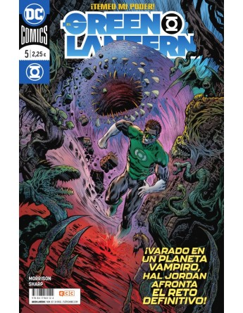 EL GREEN LANTERN Nº 05 / 87