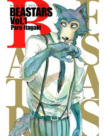 BEASTARS Nº 01