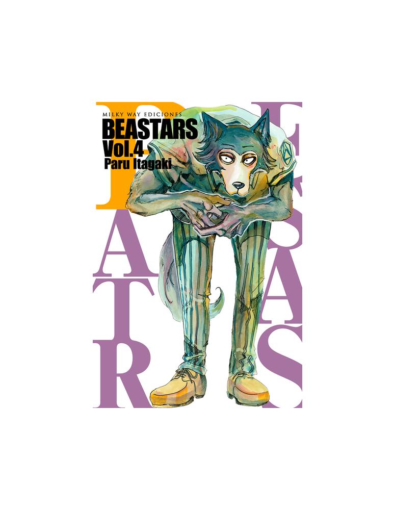 BEASTARS Nº 04