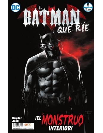 EL BATMAN QUE RÍE Nº 05