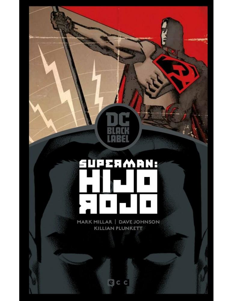 DC BLACK LABEL - SUPERMAN: HIJO ROJO...