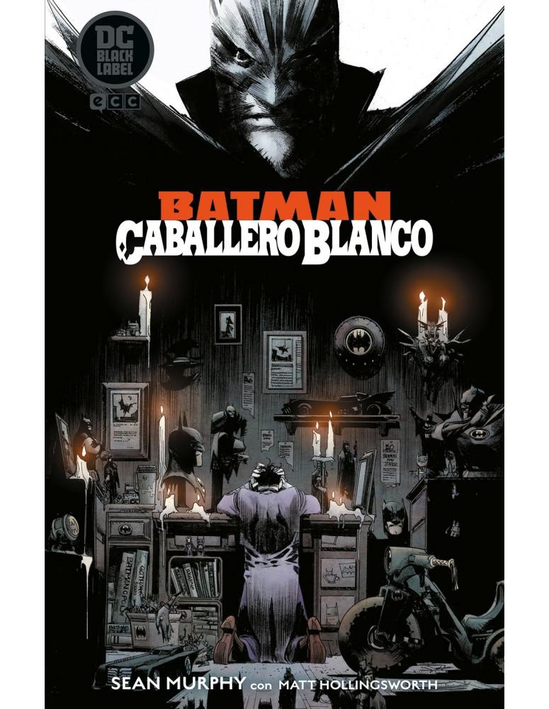 DC BLACK LABEL: BATMAN CABALLERO BLANCO
