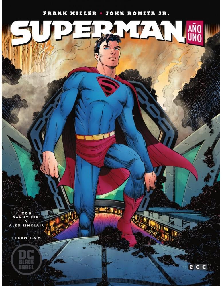 DC BLACK LABEL: SUPERMAN AÑO UNO -...