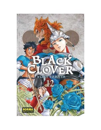 BLACK CLOVER Nº 12