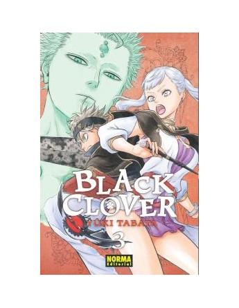 BLACK CLOVER Nº 03