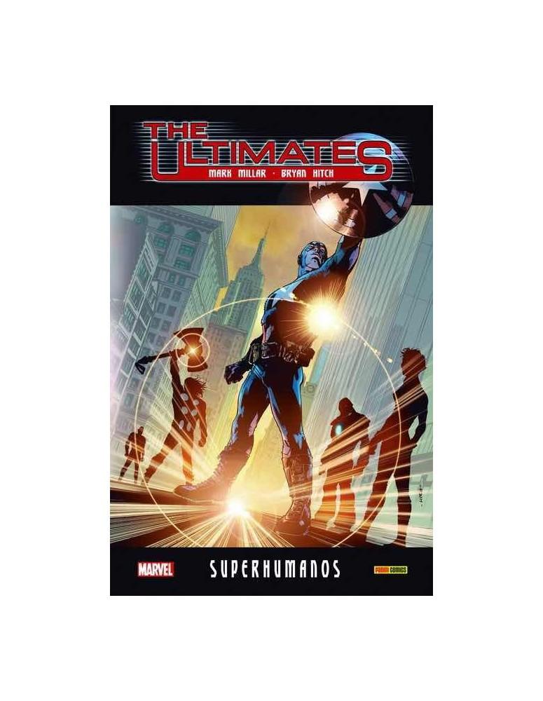 THE ULTIMATES 1: SUPERHUMANOS INTEGRAL
