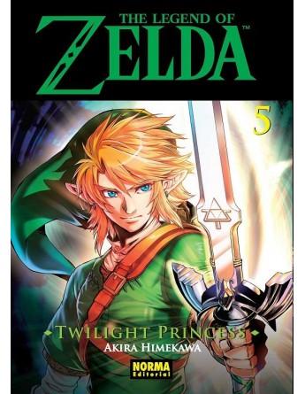 THE LEGEND OF ZELDA 05 ....