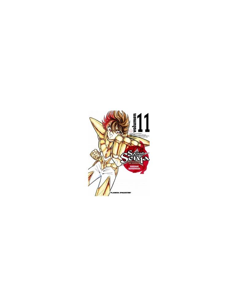 SAINT SEIYA Nº 11