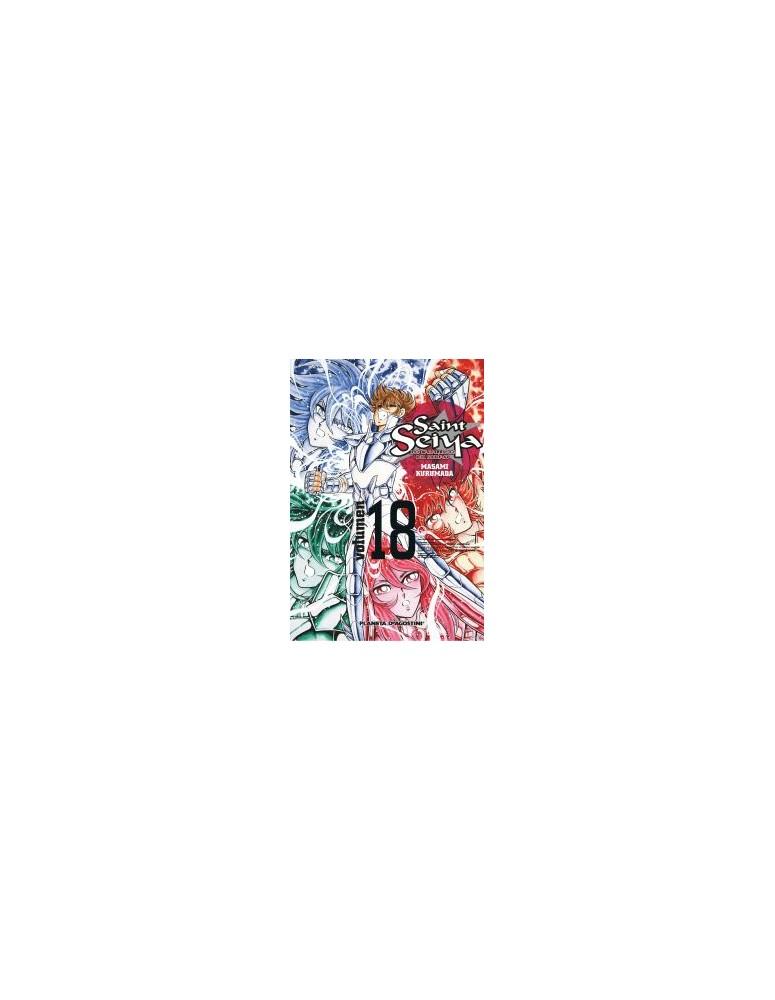 SAINT SEIYA Nº 18
