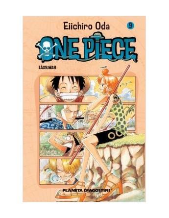 ONE PIECE Nº 09
