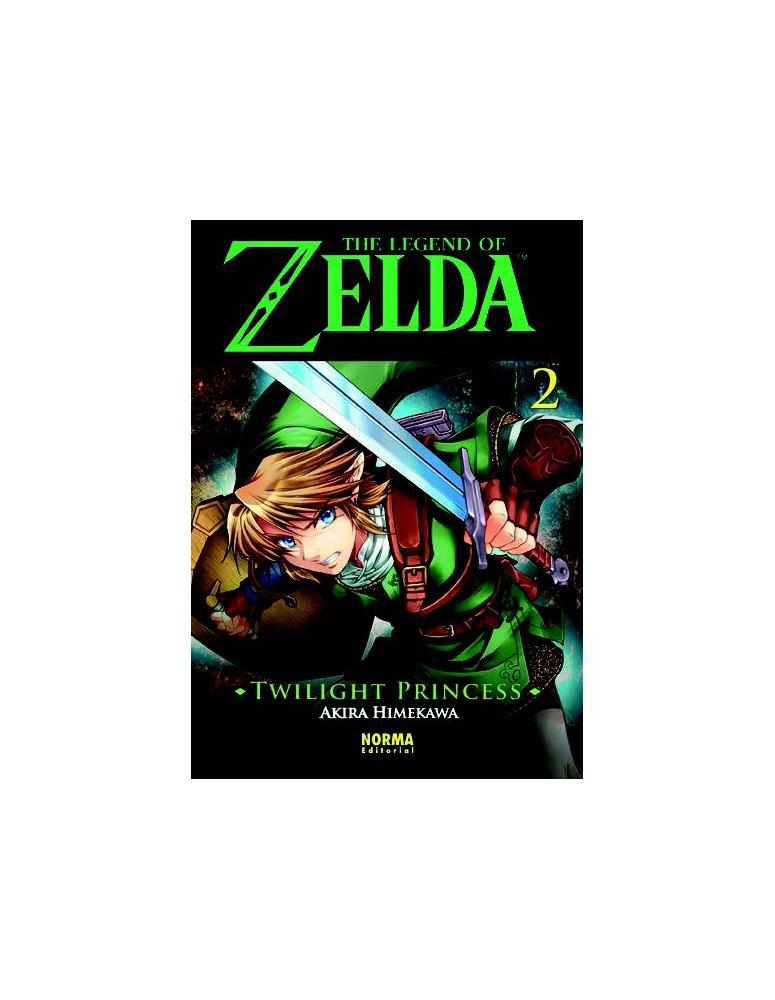 THE LEGEND OF ZELDA: THE TWILIGHT...