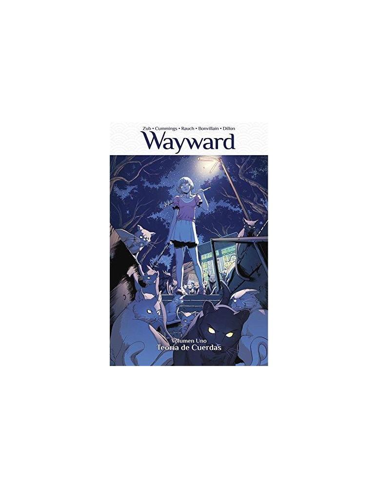RWAYWARD Nº 01 TEORIA DE CUERDAS