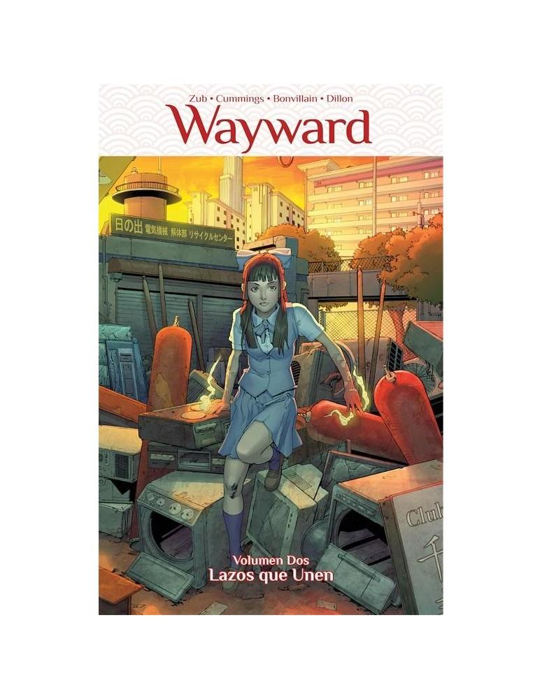 WAYWARD Nº 02 LAZOS QUE UNEN