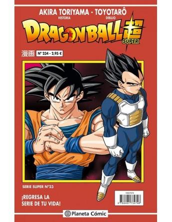 DRAGON BALL SERIE ROJA Nº 234