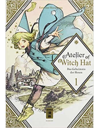 ATELIER OF WITCH HAT VOL. 01
