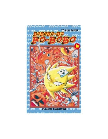 BOBOBO-BO Nº 16