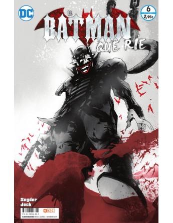 EL BATMAN QUE RÍE Nº 06