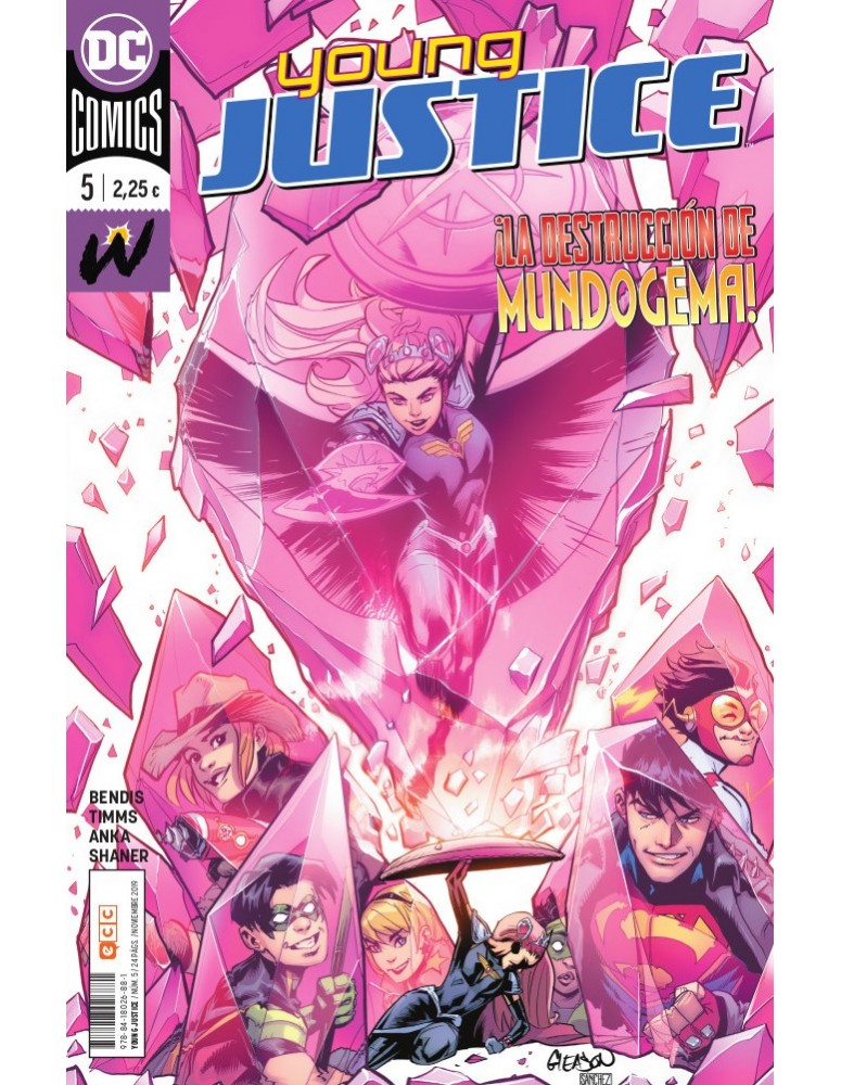 YOUNG JUSTICE 05
