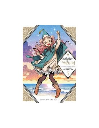 ATELIER OF WITCH HAT VOL. 05