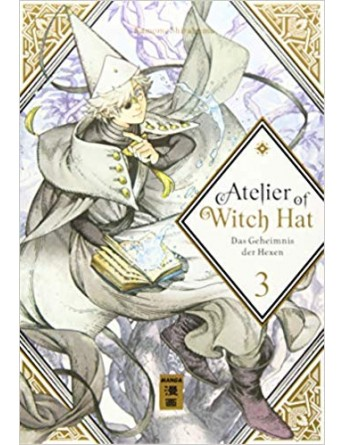 ATELIER OF WITCH HAT VOL. 03