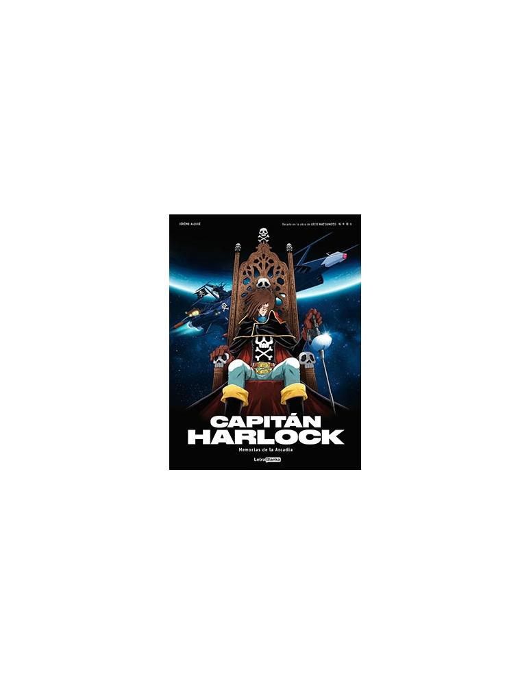 CAPITAN HARLOCK: MEMORIAS DE LA...