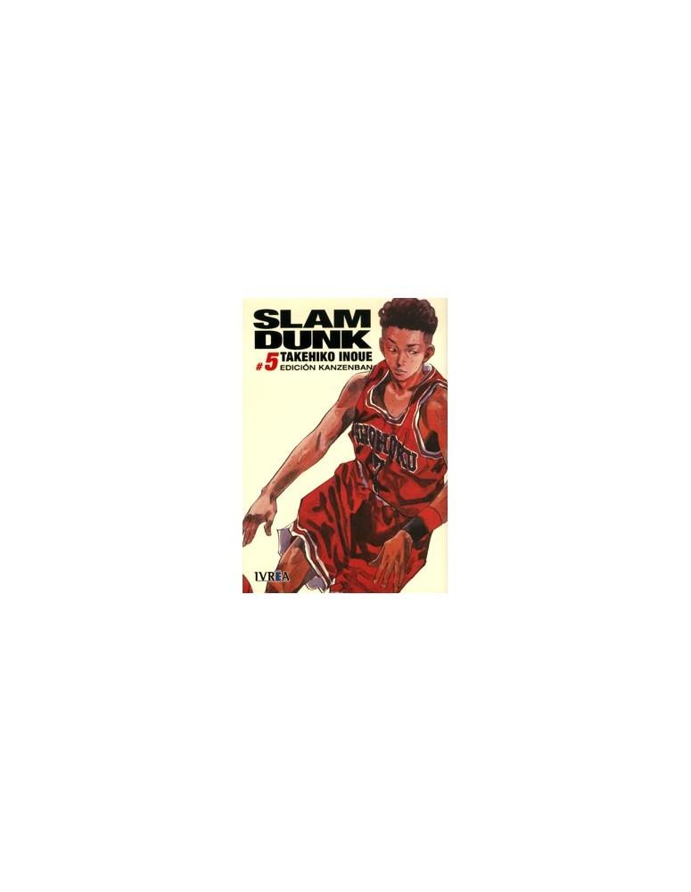 SLAM DUNK EDICION KANZENBAN 05